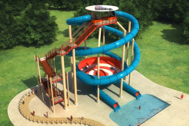 Hawaiian Falls invests $3 million in Roanoke Waterpark « Amusement ...