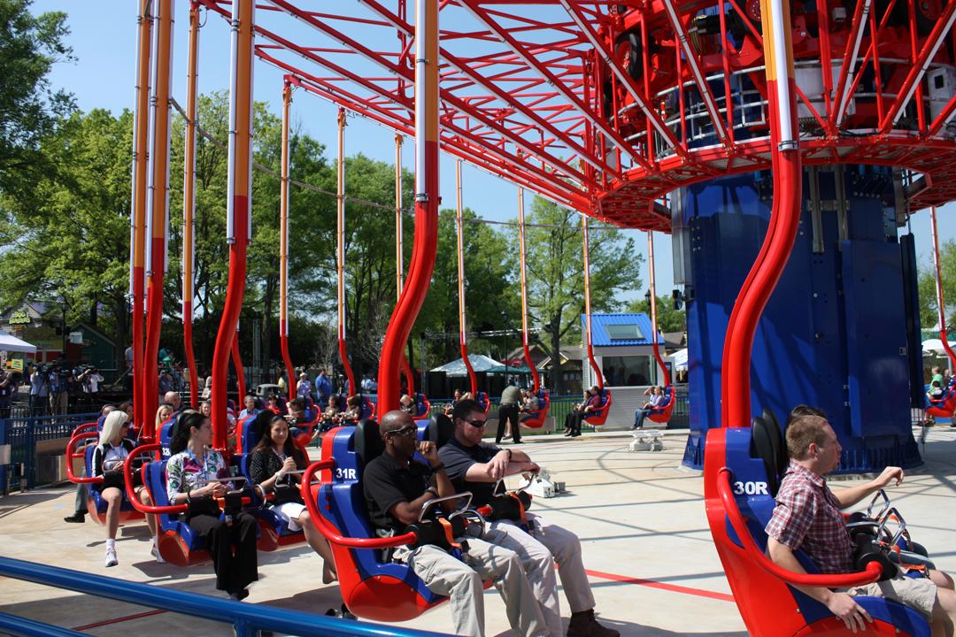 carowinds opens windseeker 171 amusement today
