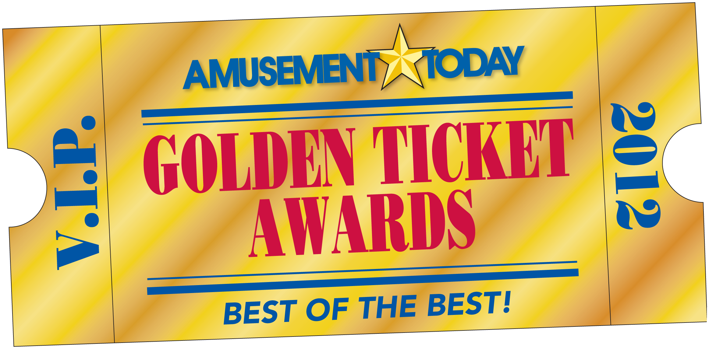 Orlando and Southern California Theme Park Results in the 2012 Golden Ticket Awards