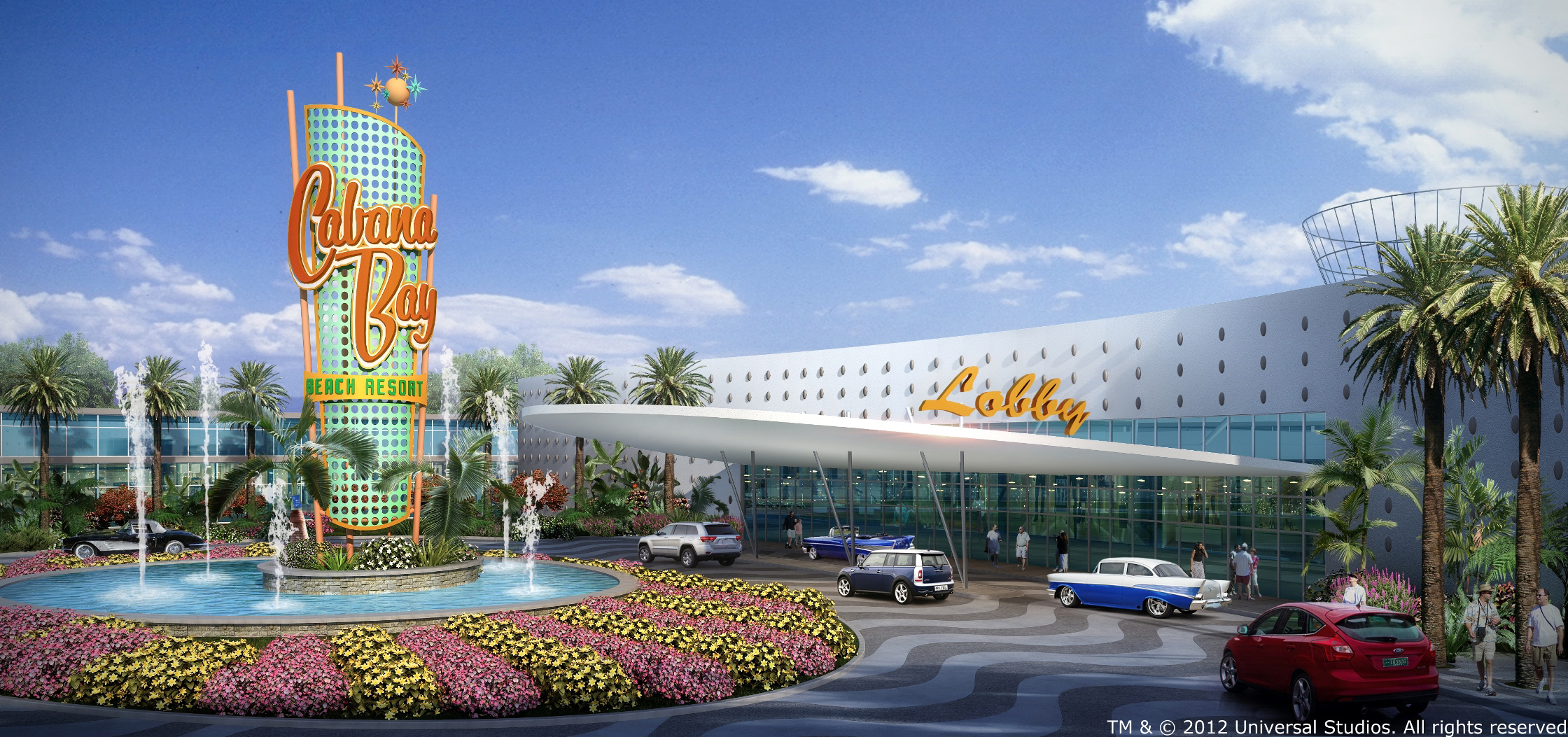 Universal orlando resort announces themed on site hotel for Sites hotel