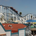 Santa Cruz Beach Boardwalk: Windstorm