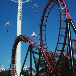 Six Flags Over Texas: Flashback with Texas Chute Out