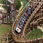 Six Flags Fiesta Texas: Rattler