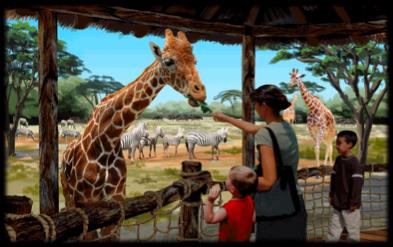 Columbus Zoo Breaks Ground On Safari Africa Amusement Today