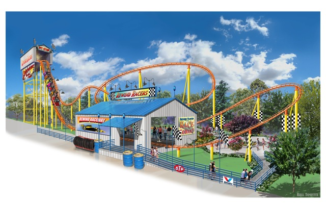 Rendering courtesy of R&R Creative Amusement Designs