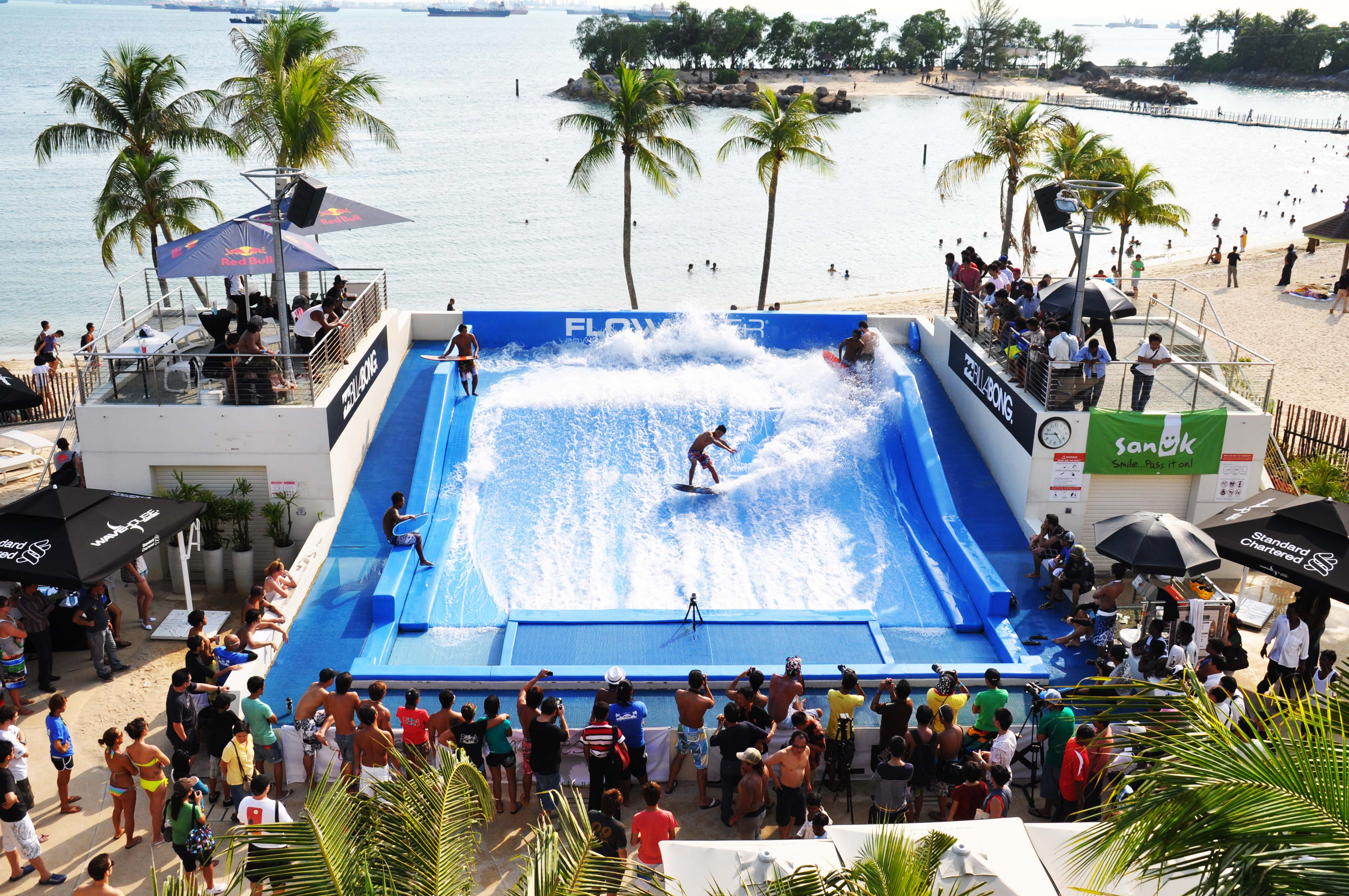 WhiteWater Acquires FlowRider Amusement Today